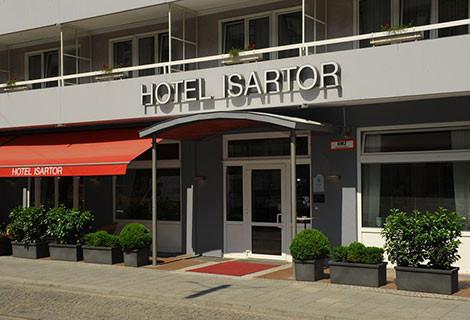 Hotel Isartor 1